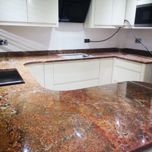Bordeaux Granite 2