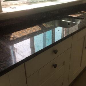 granite baltic brown installment