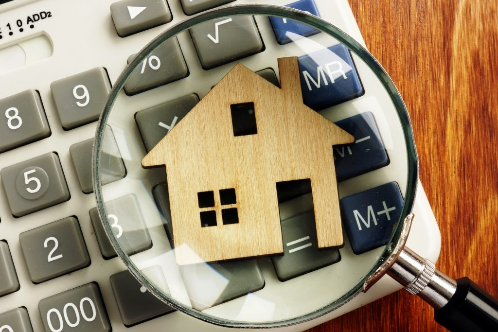bigstock House Value Model Of Home Ca 282136402