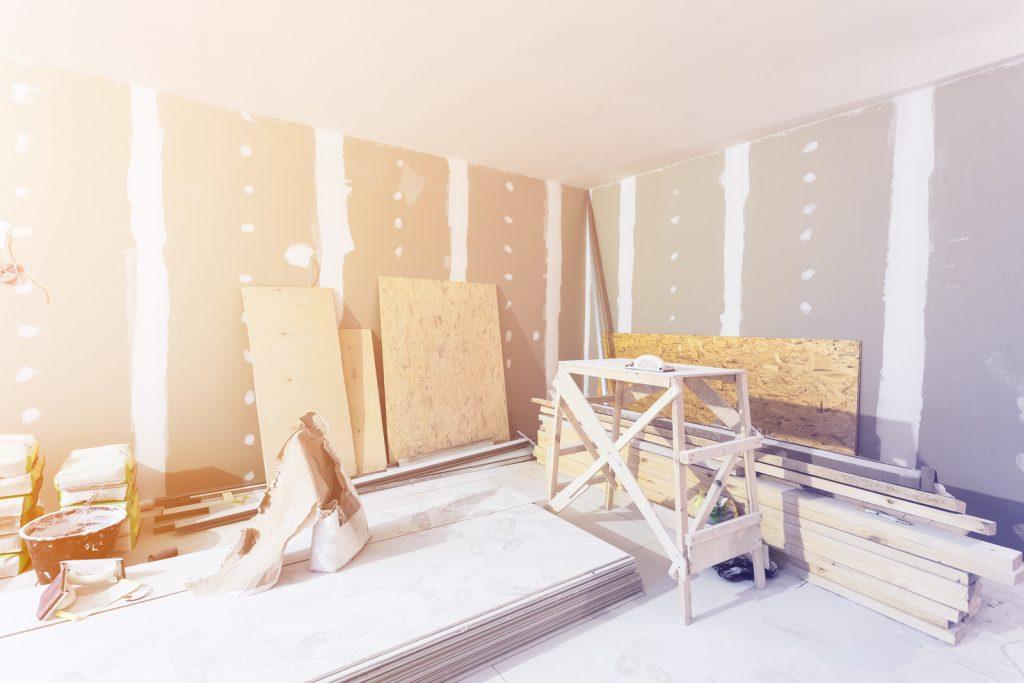 bigstock Room Interior And Construction 235326364