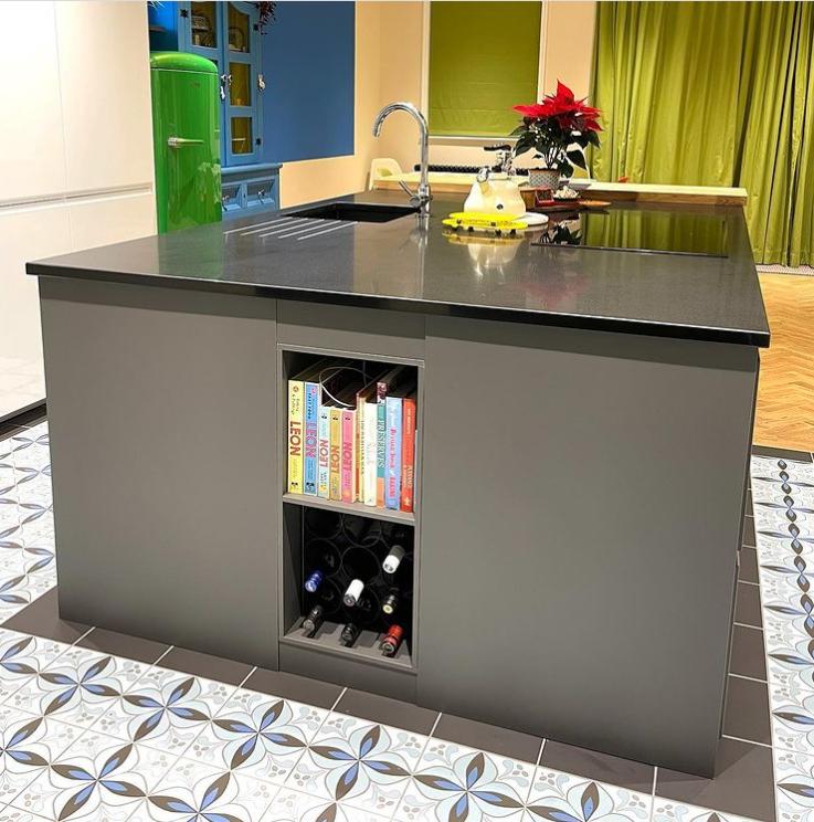 colour inspiration for kitchen worktops